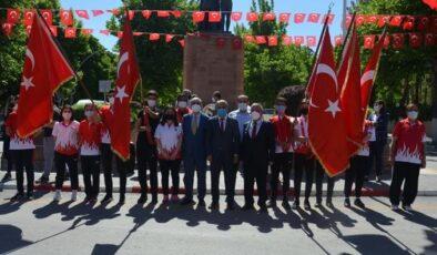 19 Mayıs Atatürk'ü Anma, Gençlik ve Spor Bayramımızın 102. yılı Kutlu Olsun