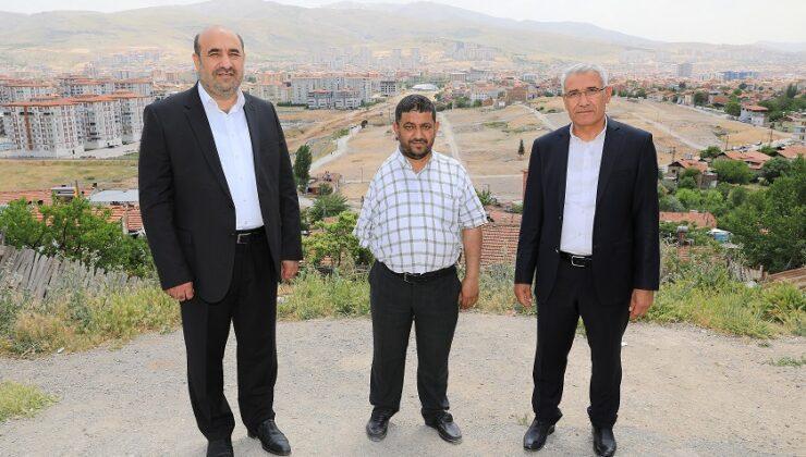 Kentsel Dönüşüm Battalgazi'de Milat Olacak
