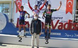 MTB Cup Ulusal Dağ Bisiklet Yarışması Malatya'da Düzenlendi
