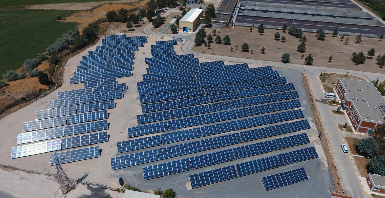 Arıtma Tesisi'nin İhtiyacı Olan Enerjiyi Kendimiz Üreteceğiz