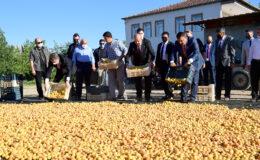 KKTC Cumhurbaşkanı Ersin Tatar'ın Malatya ziyareti
